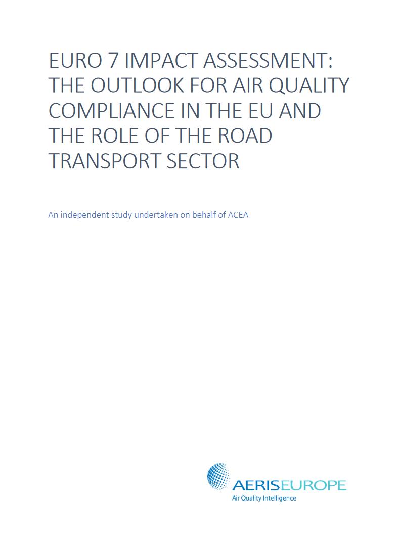 AERIS Air Quality Report - Euro 7 Impact Assessment